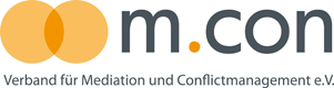 Logo m.con - Mediation und Conflictmanagement